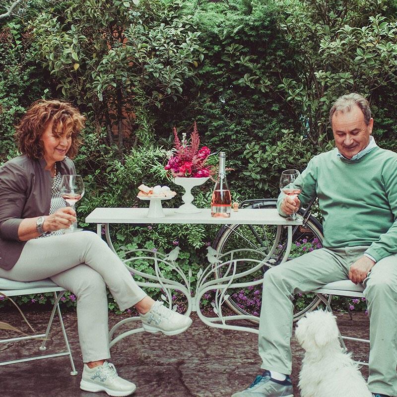 Le bollicine alla veronese di Accordini Igino: lo Spumante Rosé Brut